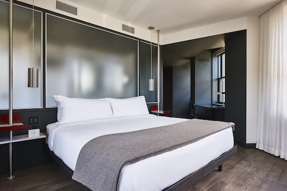 Guestroom at The Robey