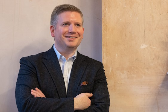 """Conor O'Leary: """"We are invested in our team for the long term, and will do what we can to provide support in what we hope will be a short-term business impact."""""""
