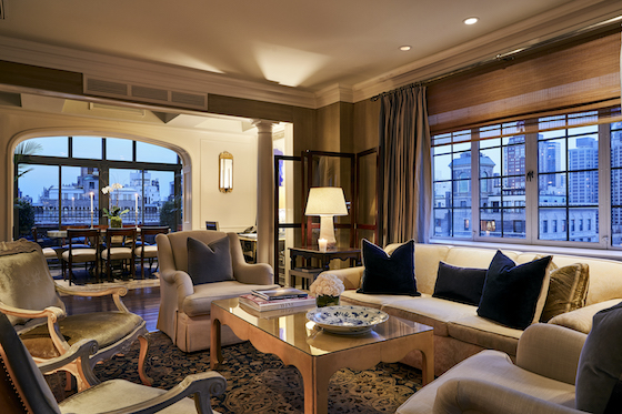 The Penthouse at The Lowell