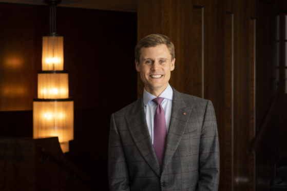 """""""The real luxuries in this industry are meaningful relationships, and I don't think that will change,"""" says Beaumont General Manager Jannes Soerensen.."""